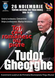 Tudor Gheorghe AFIS 26 NOIEMBRIE