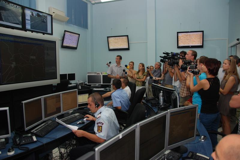 Vizualizati imaginile din articolul: Tîrgu-Mureş – mai multă siguranţă pentru cetăţeni
