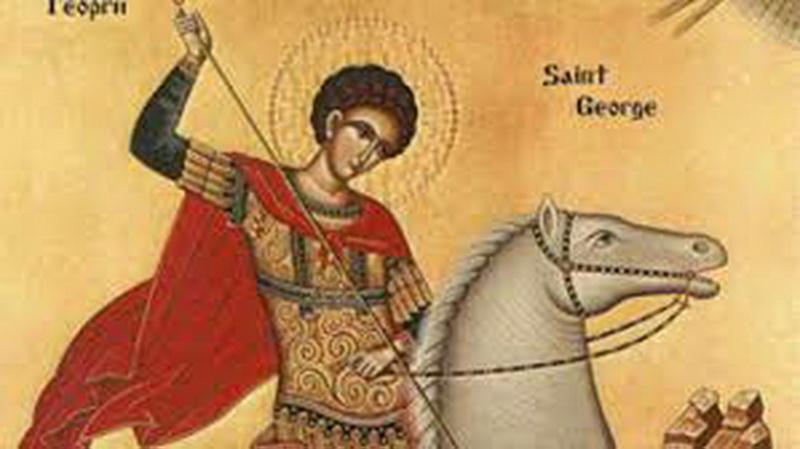 Vizualizati imaginile din articolul: La mulţi ani! – Ziua Sfântului Mare Mucenic Gheorghe