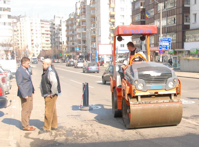 Vizualizati imaginile din articolul: Claudiu Maior - ' Lucrăm pentru oraş. Ne consultăm cu cetăţenii'