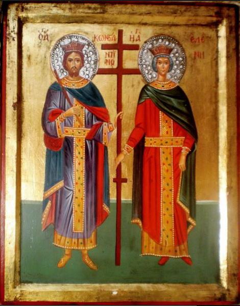 Vizualizati imaginile din articolul: La mulţi ani, de Sfinţii Constantin şi Elena!