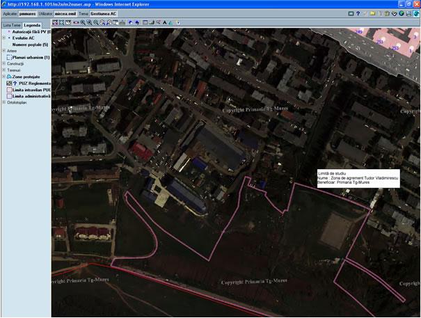 Vizualizati imaginile din articolul: Eficientizarea Duratei Livrării Serviciilor Publice prin Soluţii Geospaţiale pentru Urbanism – Municipiul Tîrgu-Mureş