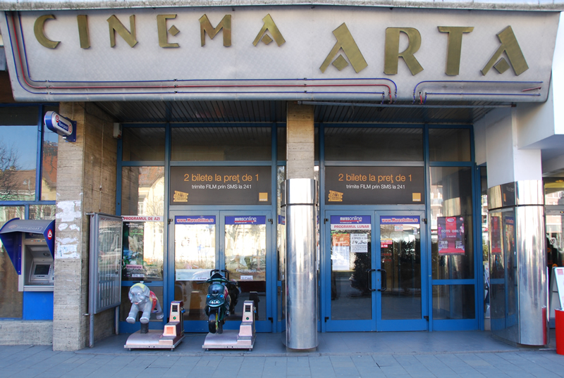 """Vizualizati imaginile din articolul: Mai multe săli la Cinema """"Arta"""""""