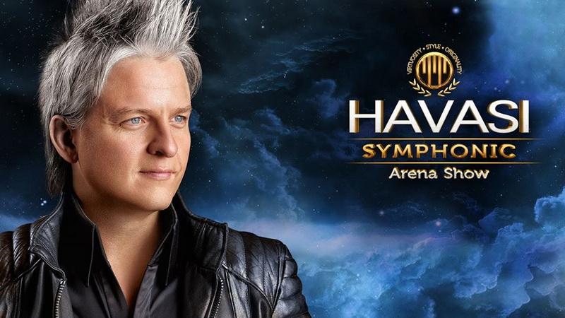 Vizualizati imaginile din articolul:  26 aprilie: Concert Havasi la Tîrgu Mureș