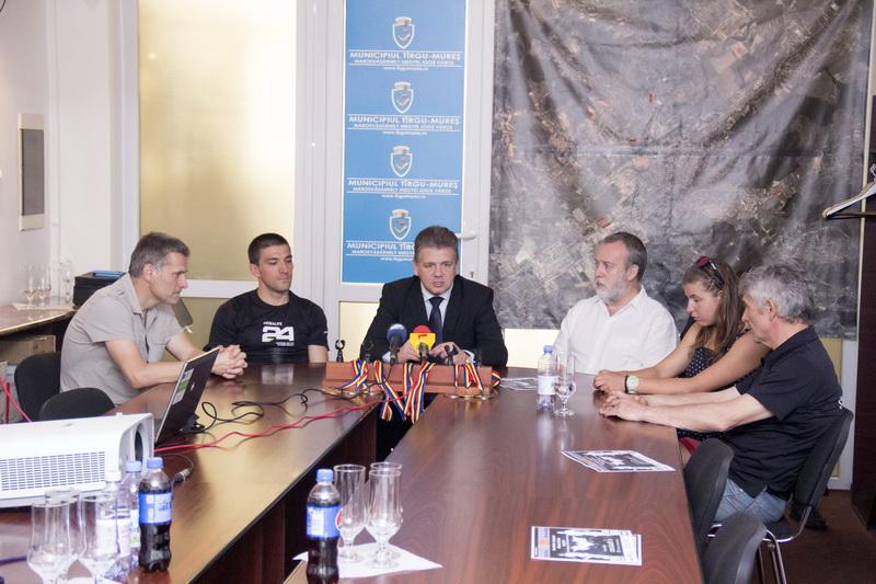 Vizualizati imaginile din articolul: Campionatul Balcanic de CrossDuathlon la Tîrgu Mureş