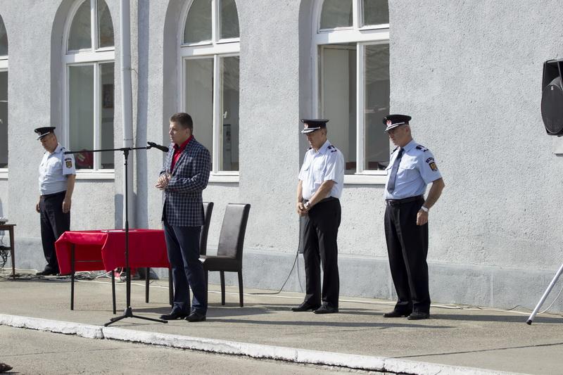 """Vizualizati imaginile din articolul: Claudiu Maior: """"Vom sprijini şi pe viitor activitatea ISU Mureş"""""""