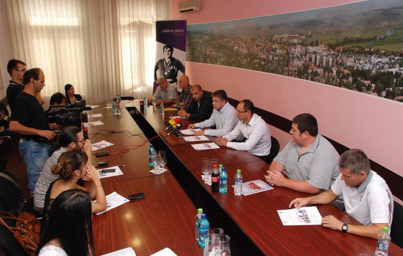 Vizualizati imaginile din articolul: Transformăm Tîrgu Mureș, capitala sportului