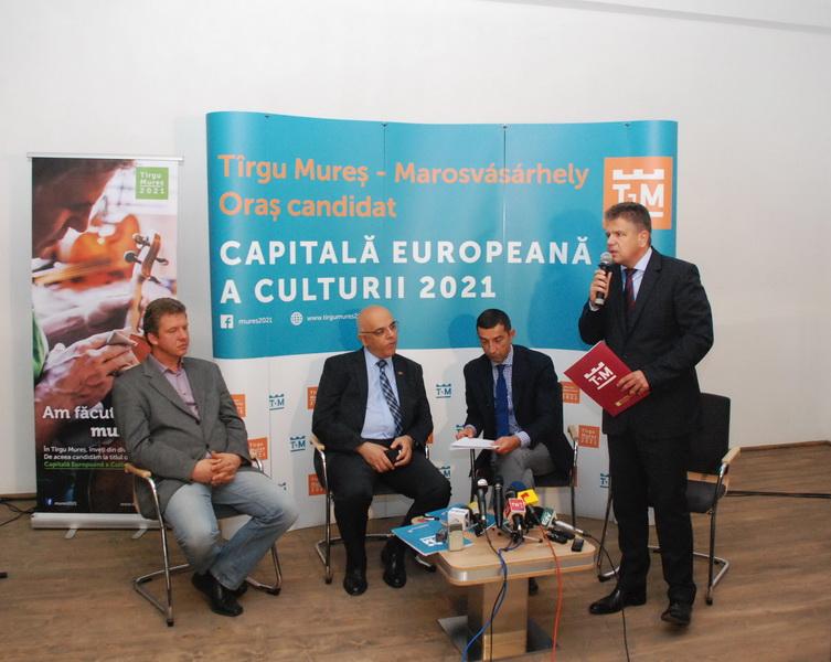 Vizualizati imaginile din articolul: Tîrgu Mureș - Capitală Culturală în 2021