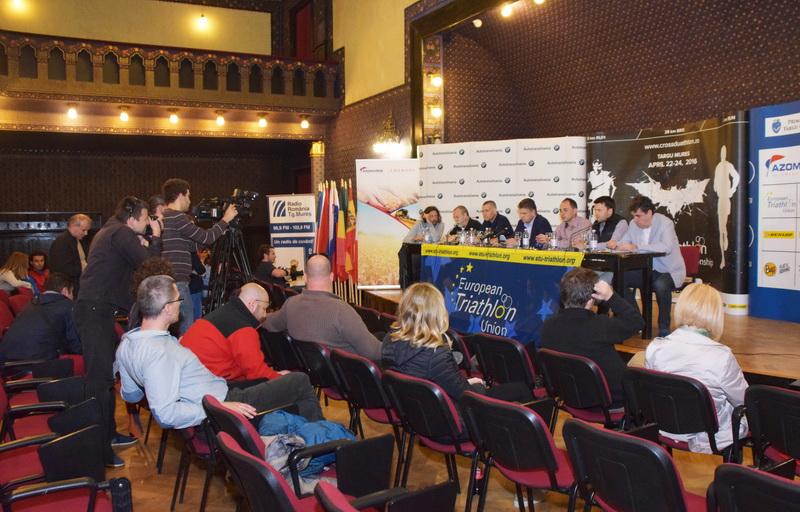 Vizualizati imaginile din articolul: Tîrgu Mureş este gazda unui eveniment unic, cea mai puternică competiţie din Europa: Cross Duathlon