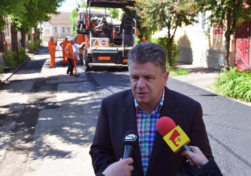 Vizualizati imaginile din articolul: Strada Plevna a fost asfaltată