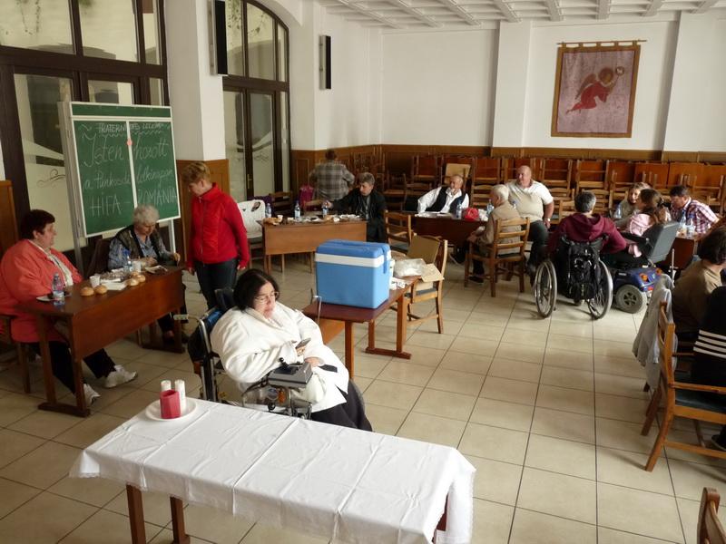 Vizualizati imaginile din articolul: Sprijin pentru persoanele cu dizabilități din Tîrgu Mureș