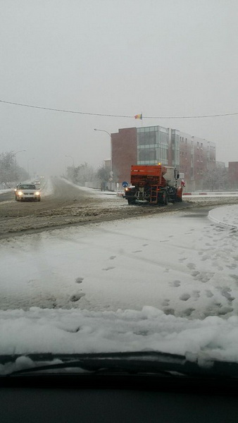 Vizualizati imaginile din articolul: Marosvásárhely az élen azon városok rangsorában, amelyeket nem ért felkészületlenül a tél eljövetele