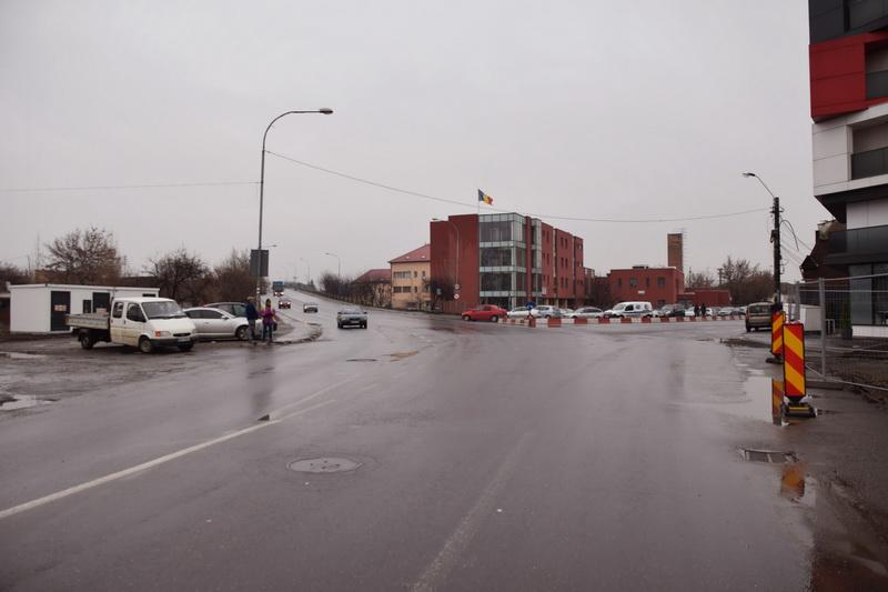 Vizualizati imaginile din articolul: ATENȚIE!!! Circulaţie restricţionată la intersecția străzilor Călăraşilor-Tisei-Podeni