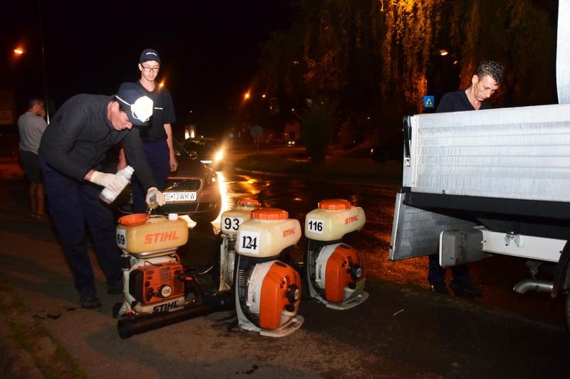 Vizualizati imaginile din articolul: Primăria Tîrgu Mureș începe și acțiunea de deratizare