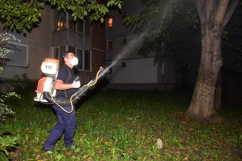 Vizualizati imaginile din articolul: Primăria Tîrgu Mureș continuă lupta împotriva căpușelor
