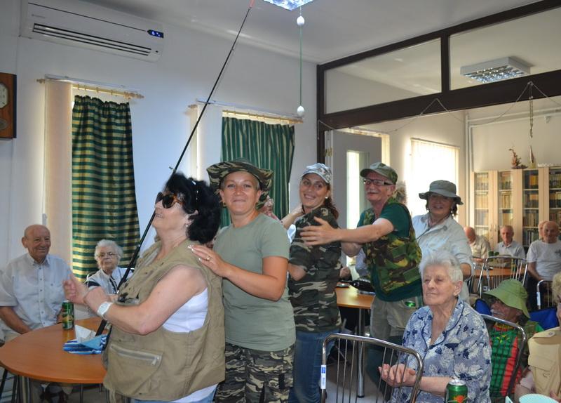 Vizualizati imaginile din articolul: Ziua Internaţională a Pescarului