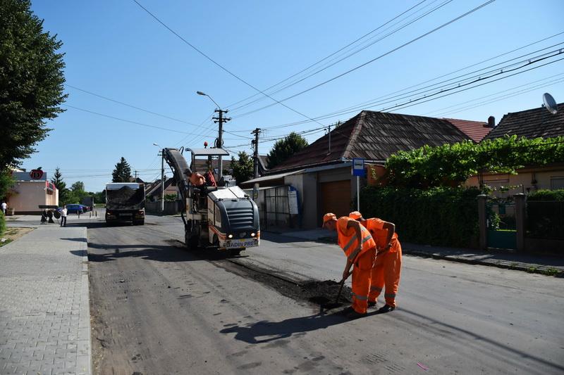 Vizualizati imaginile din articolul: Lucrări de frezare – plombare în Tîrgu Mureş