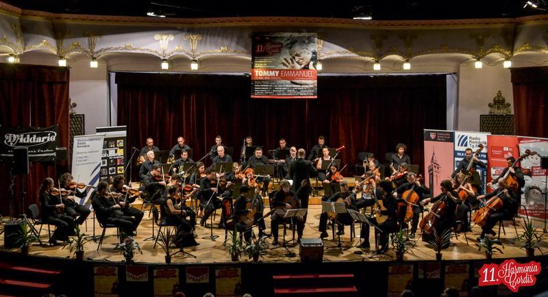 """Vizualizati imaginile din articolul: În curând, la Tîrgu Mureş Festivalul Internaţional de Chitară """"Harmonia Cordis', ediţia a XII-a"""