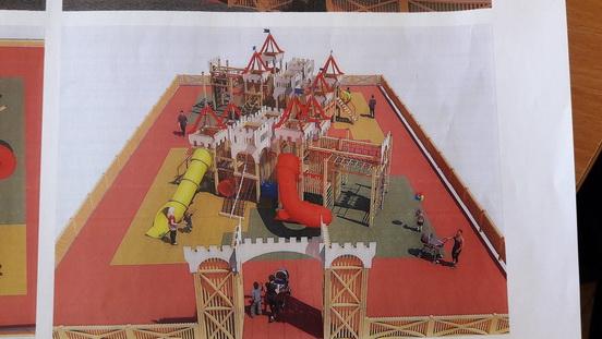Vizualizati imaginile din articolul: Új szabadidős helyek Marosvásárhelyen