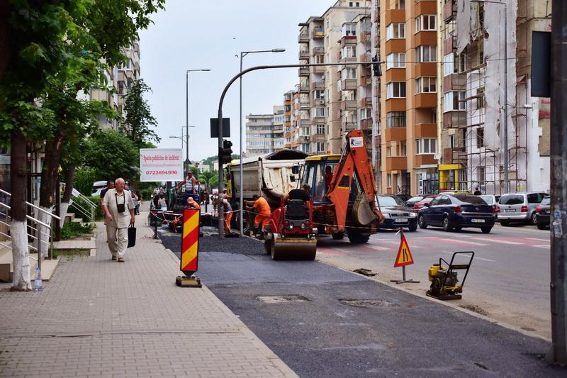 Vizualizati imaginile din articolul: Parcări asfaltate în cartierul Tudor