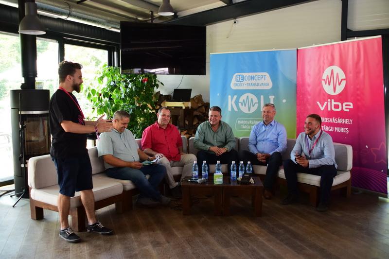 """Vizualizati imaginile din articolul: Festivalul """"Vibe' – în desfăşurare la Tîrgu Mureş"""
