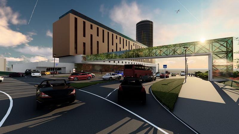 Vizualizati imaginile din articolul: Un vis împlinit: complex multifuncțional la Spital!