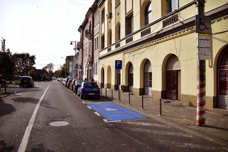Vizualizati imaginile din articolul: Marcaje rutiere şi badijonări în municipiul Tîrgu Mureş
