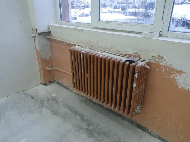 Vizualizati imaginile din articolul: Lucrări de reparații la Liceul Tehnologic 'Avram Iancu' din Târgu Mureș