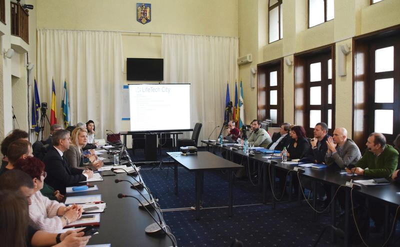 Vizualizati imaginile din articolul: COMUNICAT DE PRESĂ - LifeTech City
