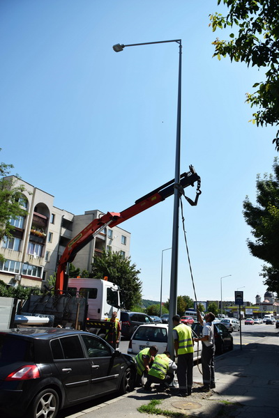 Vizualizati imaginile din articolul: Despre … Sistemul de Iluminat Public (SIP) în municipiul Târgu Mureş
