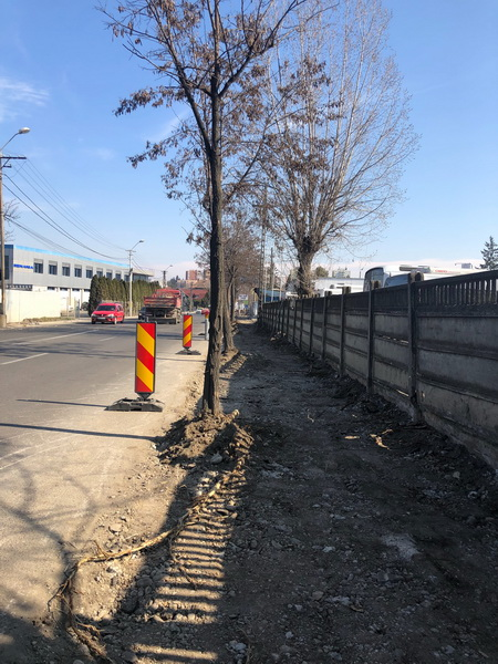Vizualizati imaginile din articolul: Munkálatok a Bodoni út járdáinál