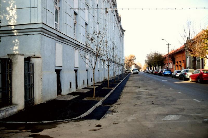 Vizualizati imaginile din articolul: Lucrări edilitare pe raza municipiului Târgu Mureş