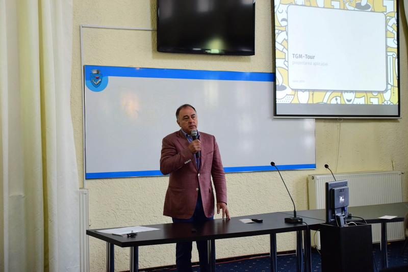 Vizualizati imaginile din articolul: Marosvásárhely Polgármesteri Hivatala elindította a TGM Tour turisztikai alkalmazást!