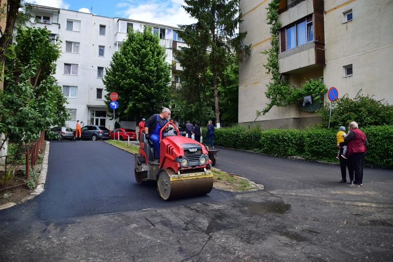 Vizualizati imaginile din articolul: Marosvásárhely közúti infrastruktúrájának korszerűsítésén dolgozunk!