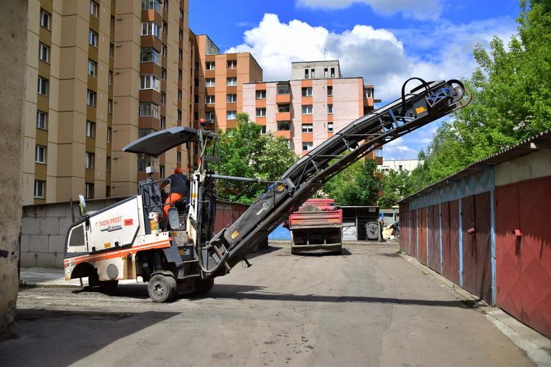 Vizualizati imaginile din articolul: Lucrăm la modernizarea infrastructurii rutiere a municipiului Târgu Mureș!