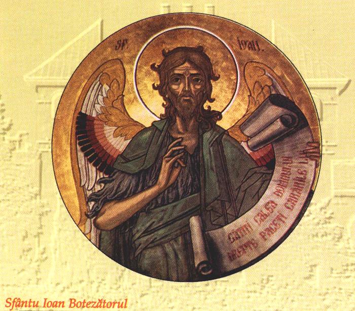 """Vizualizati imaginile din articolul: """"La Mulţi Ani!"""" de Sfântul Ioan Botezătorul"""