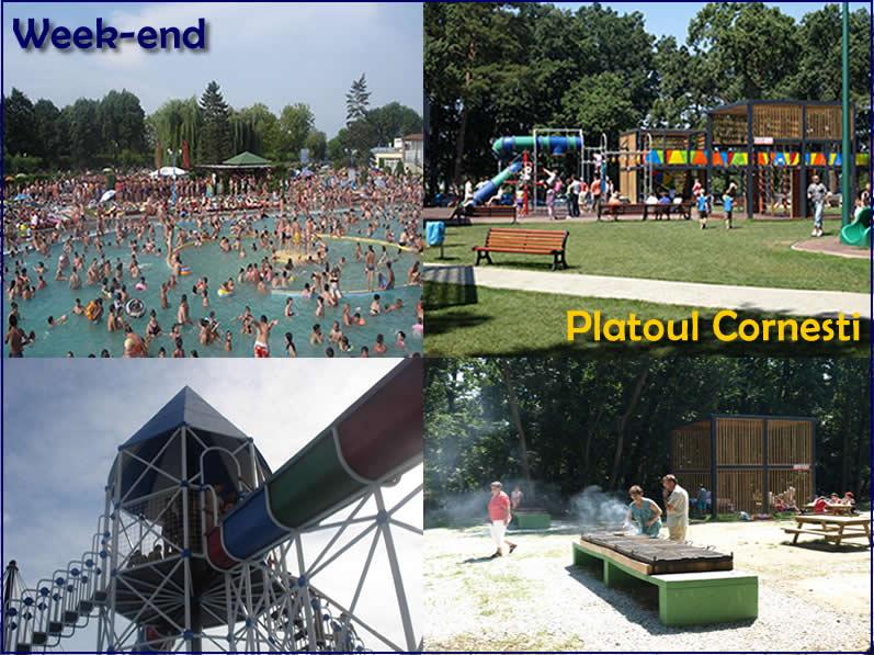 """Vizualizati imaginile din articolul: În miez de august, la """"Week-end"""" şi la Platou"""