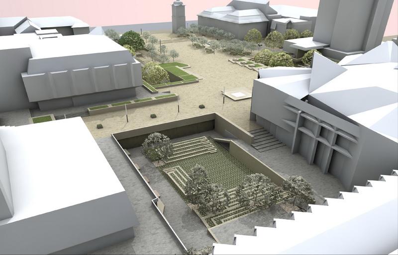 Vizualizati imaginile din articolul: Modernizare Piaţa Teatrului Tg. Mureş