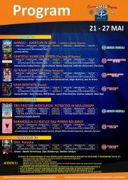 Cinema ARTA 21 - 27 mai RO