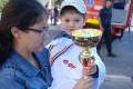Felicitări participanților la Crosul Pompierilor