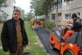 Lucrări de reabilitare şi modernizare pe strada Lămâiţei