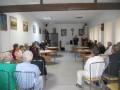 Eminescu, la Căminul pentru vârstnici…