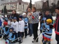Első hely a fiatal marosvásárhelyi jégkorongozóknak