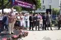 S-a inaugurat Târgul de artă meșteșugărească și expoziția florală din Piața Trandafirilor