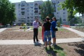 Parcul roşu de pe Bulevardul Pandurilor a fost reabilitat complet