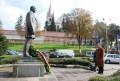 Dorin Florea polgármester lerója tiszteletét Bernády György emlékére