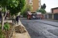 Strada Bulevardul 1848 din Tîrgu Mureş a fost asfaltată