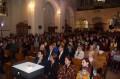 O seară magică la Catedrala Romano-Catolicădin Tîrgu Mureş ! Tomescu a dat din nou viaţă viorii, pentru târgumureşeni
