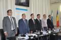 Dr. Dorin Florea a depus jurământul pentru un nou mandat de primar al municipiului Tîrgu Mureș