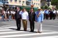 Ziua Drapelului naţional sărbătorită la Tîrgu Mureş